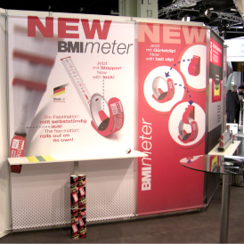 BMI - Messestand